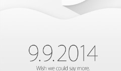 It's official! Apple sets event for Sept. 9