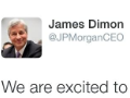 Twitter suspends fake @JPMorganCEO