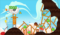 Struggling Angry Birds maker dumping CEO