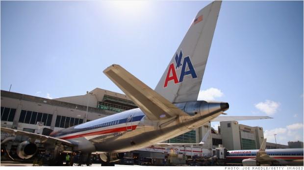 American, US Air tickets back on Orbitz