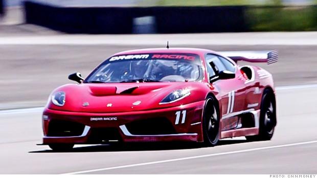 5 laps in a Ferrari, $500. Is it worth it?