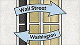 Revolving door: Washington to Wall Street