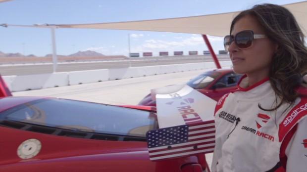 Rent a Ferrari: $100 per lap