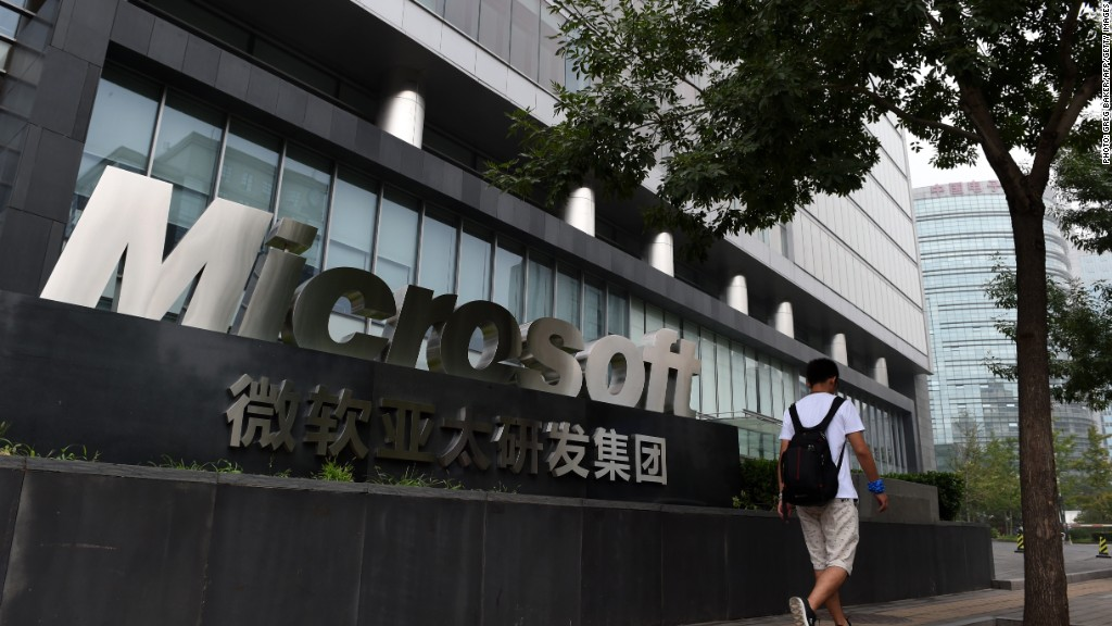 microsoft china