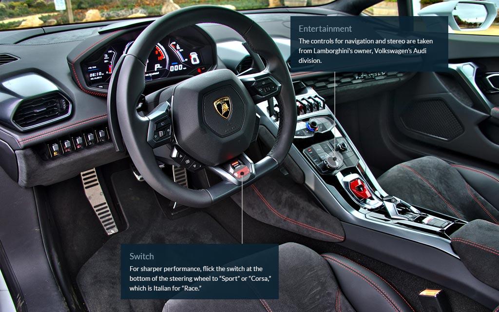 No slide name set - Huracán - The Lamborghini you can ...