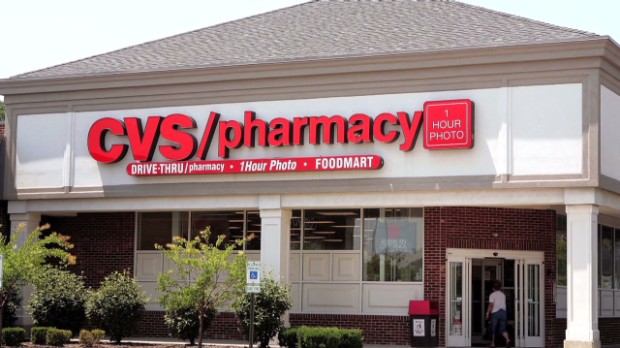 CVS rebrands as cigs leave its shelves
