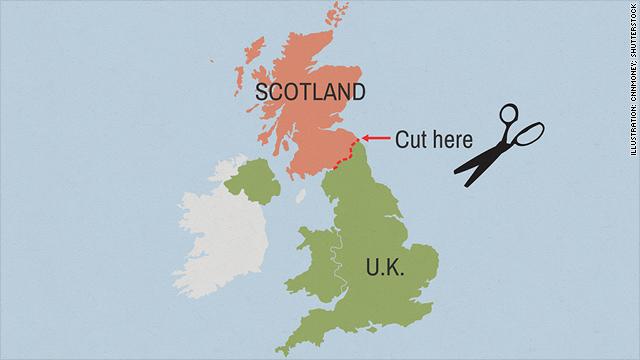 5 razones económicas para preocuparse por la independencia de Escocia