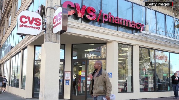 How sales at CVS Health are getting 'smoked'