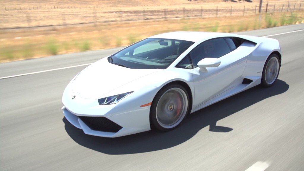 Introducing the entry-level Lamborghini