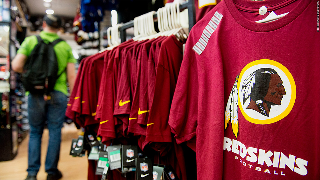 redskins merchandise