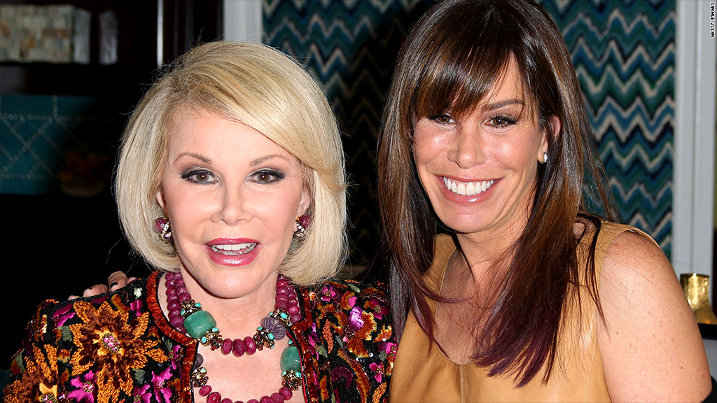 joan rivers e