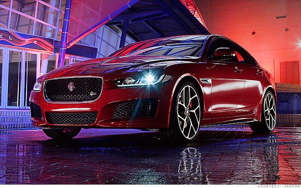 El XE, el nuevo compacto básico de Jaguar