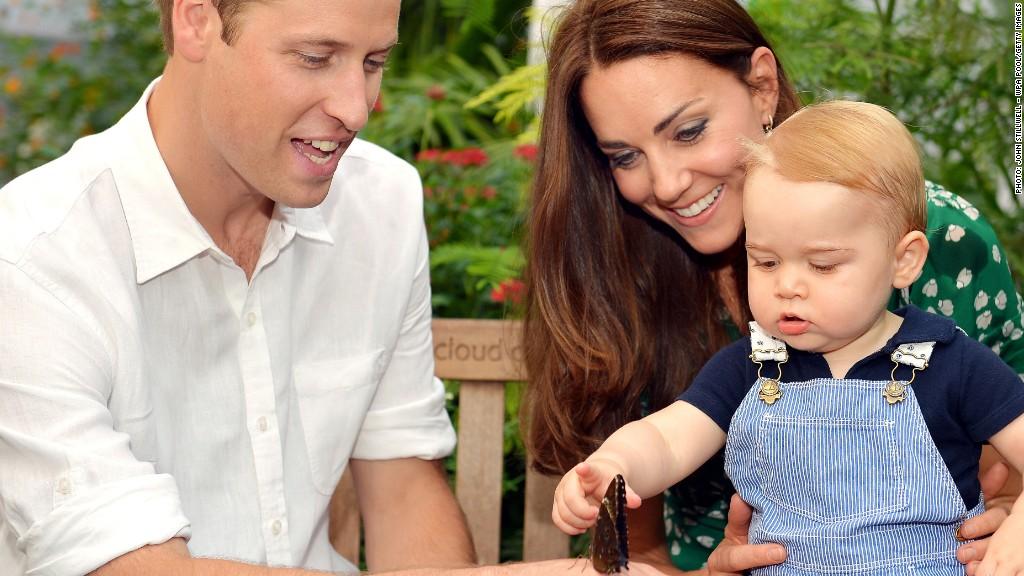royal family baby
