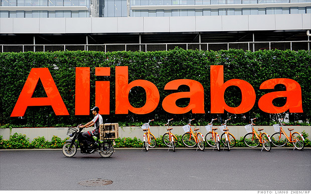 Alibaba lifts IPO price assortment