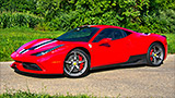 Ferrari 458 Speciale - Raw speed