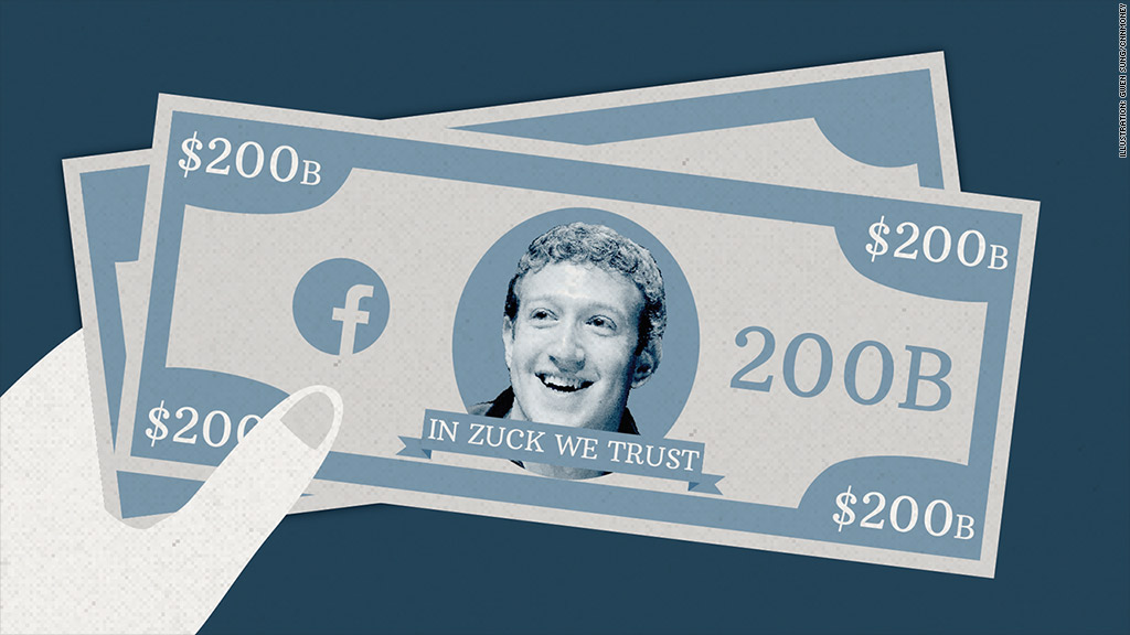 facebook-zuckerberg 200 billion