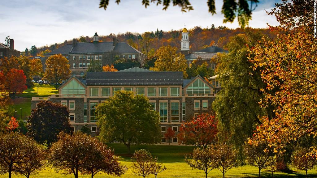 highest paid grads colgate university