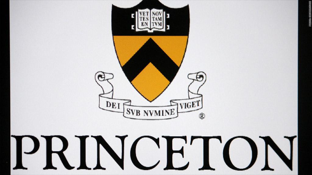 princeton flag