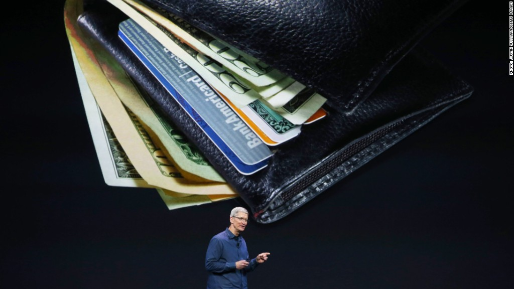 apple pay wallet
