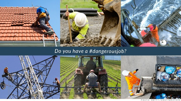 America's most dangerous jobs