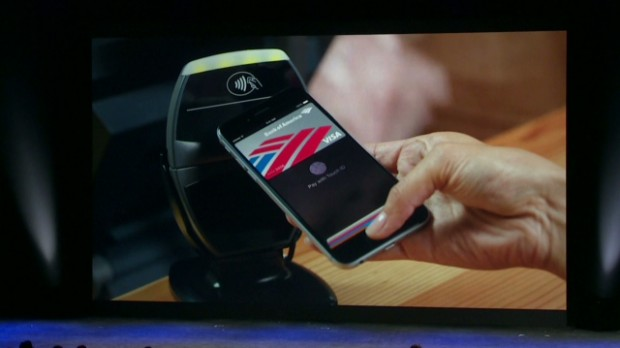 how to select credit card on apple pay