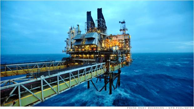 Scotland's $25 billion question: How much oil? thumbnail