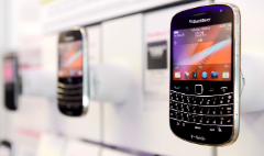 BlackBerry: We're not about phones anymore