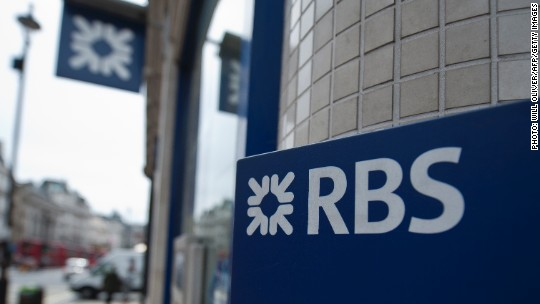 A decade at RBS: $81 billion lost; $1 billion made