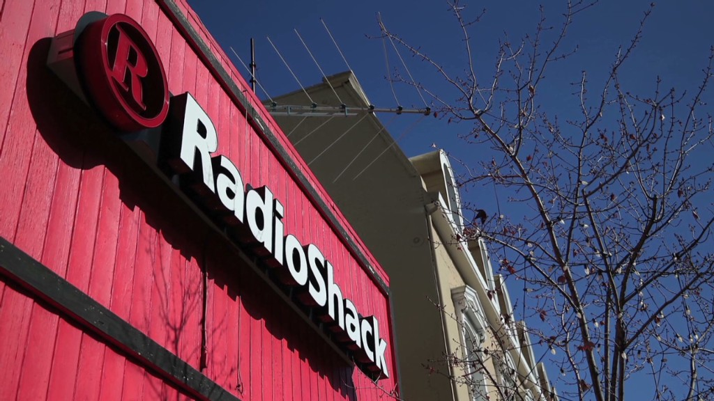 RadioShack gets whacked