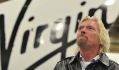 Branson: Virgin Galactic my toughest project
