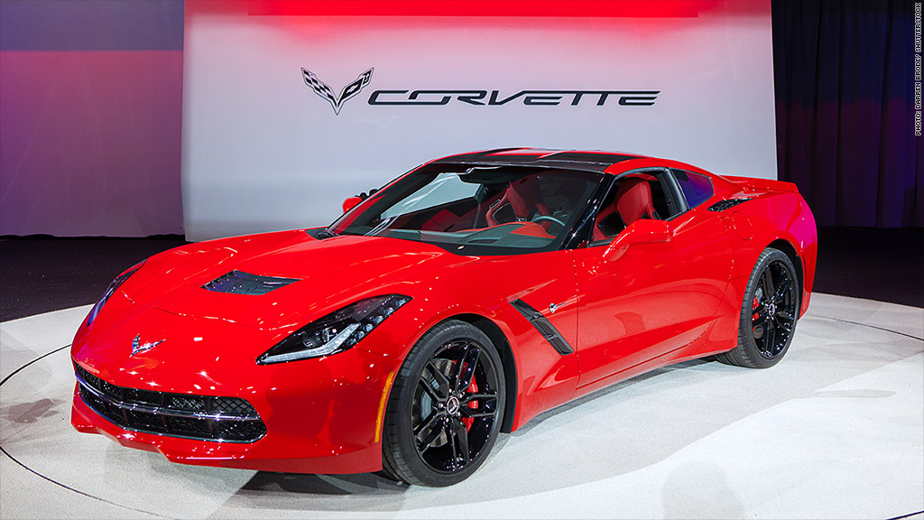 GM stops sales of 2,000 Corvettes for airbag problem