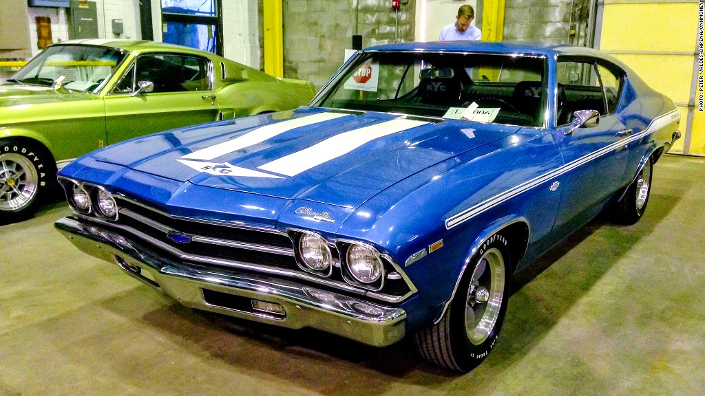 Yenko Chevrolet Chevelle Criminal S Muscle Car Collection