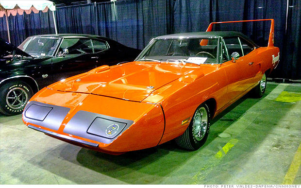 Criminal's muscle car collection auctioned for $2.5 million