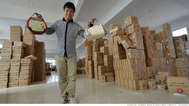 Alibaba is not the Amazon of China