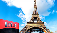 Netflix's French connection