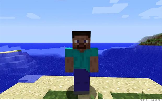 Microsoft compra Minecraft por 2.500 millones de dólares