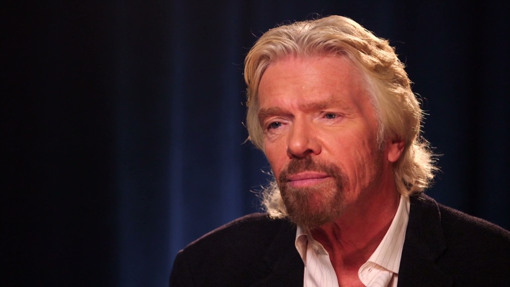 Branson: Don't jail people for heroin