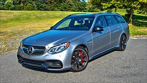 Mercedes AMG wagon truly hauls