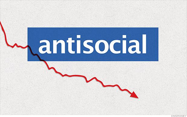 Yikes! Facebook, Twitter, LinkedIn plunge