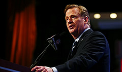Who would get Roger Goodell's job?