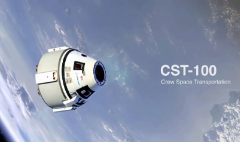 See Boeing's new passenger space craft
