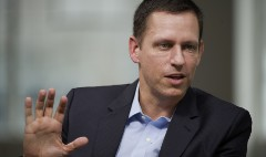 Billionaire Peter Thiel tells Apple: Innovate more