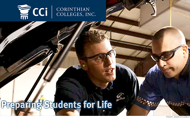 U.S. to Corinthian Colleges: Forgive $500 million in student loans