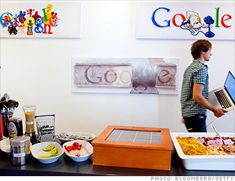 top employers google