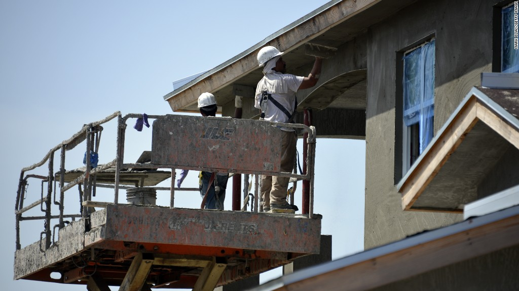 economy construction worker