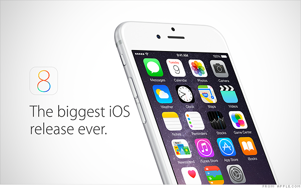 IOS 8 is here: Should you get it?