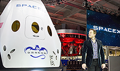 Why NASA is turning to Elon Musk