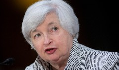 Thank Janet Yellen: New record for Dow