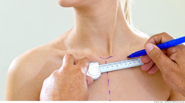Breast implant shortage in Venezuela