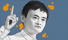Alibaba IPO means a big payday for Jack Ma